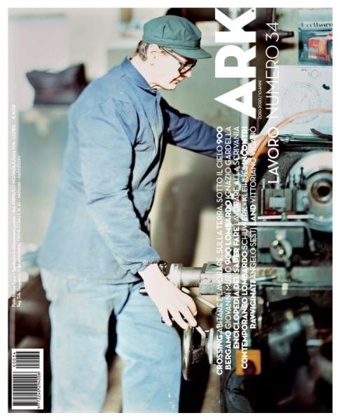 ark magazine n.34 cover