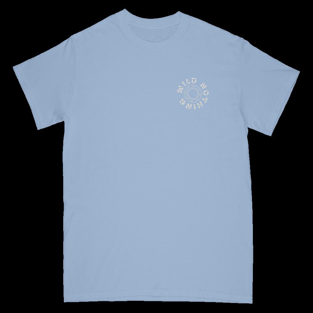 Spirograph Tee Blue