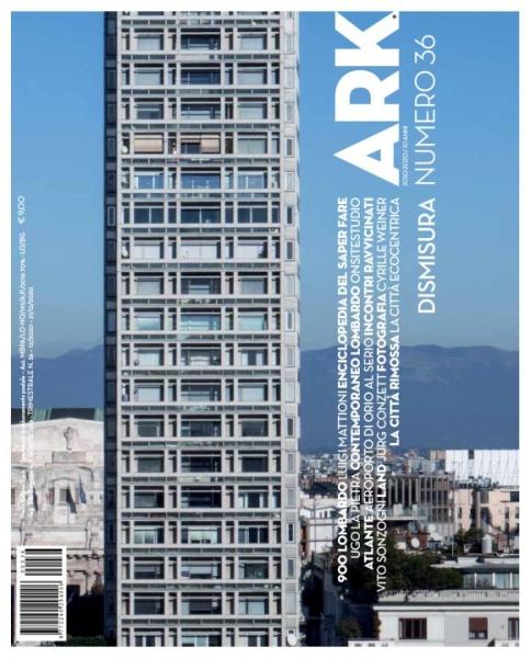 ark magazine n.36 cover