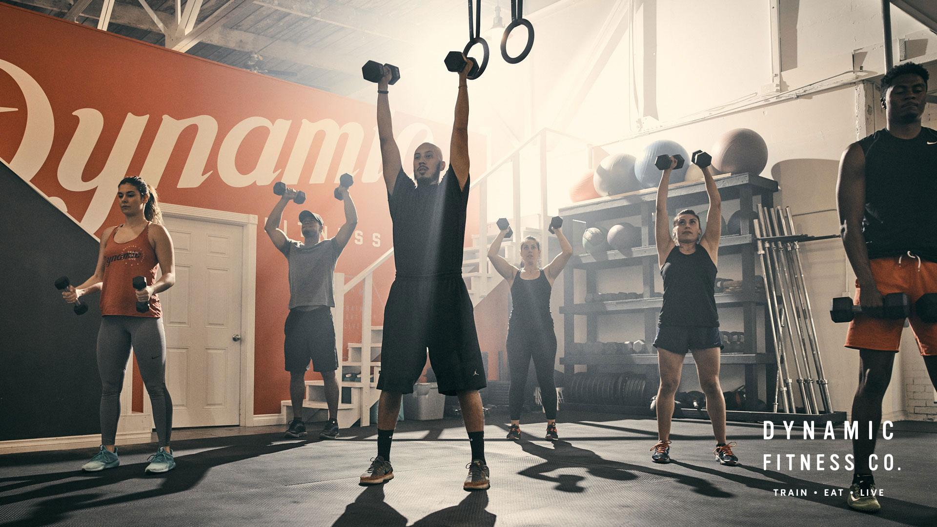 Dynamic Fitness - daniel quay