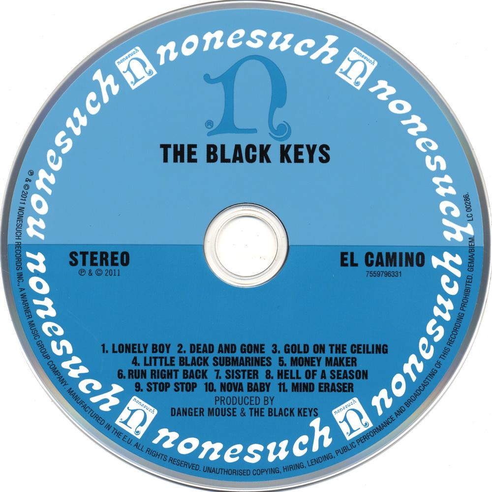 Black Keys El Camino Review