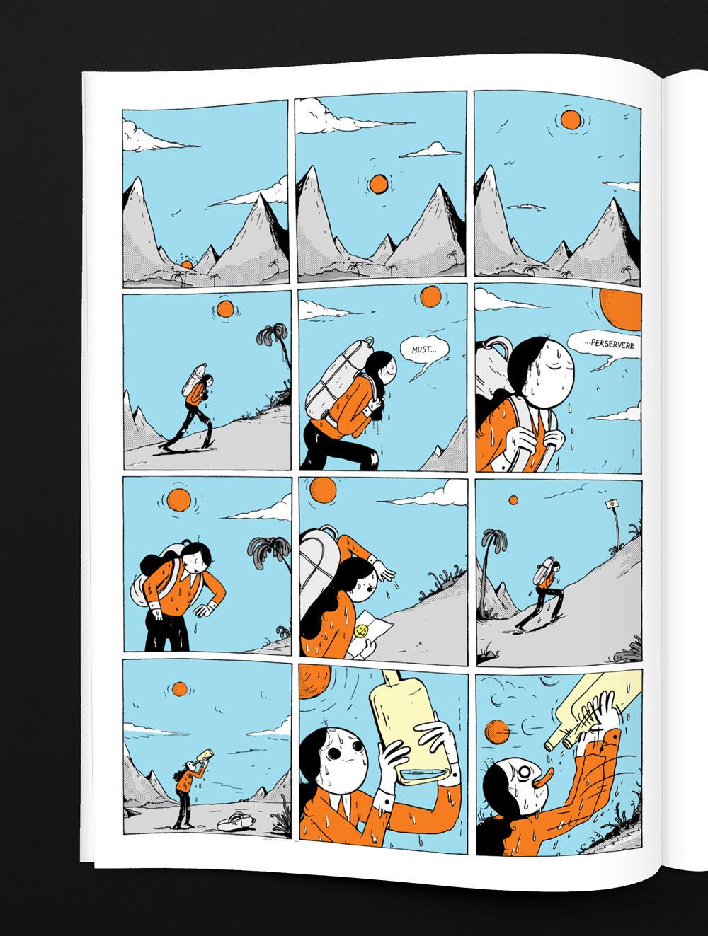 Fungirl 200 Page -Elizabeth Pich - Comics