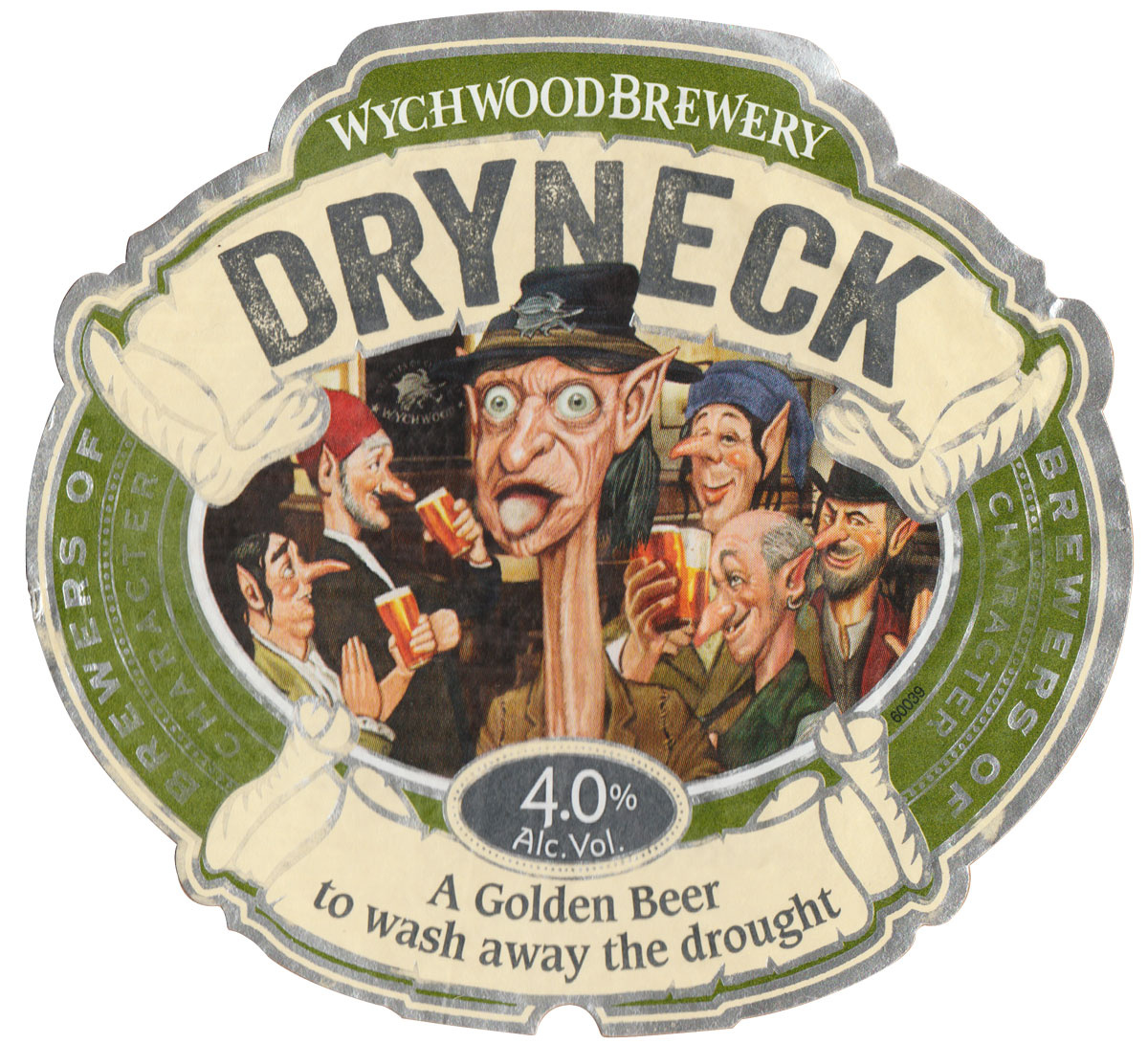 What's that in your Mouth? Wychwood_Dryneck