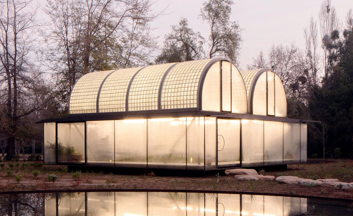 Greenhouse in Pirque by Max Núñez Arquitectos — Thisispaper Magazine
