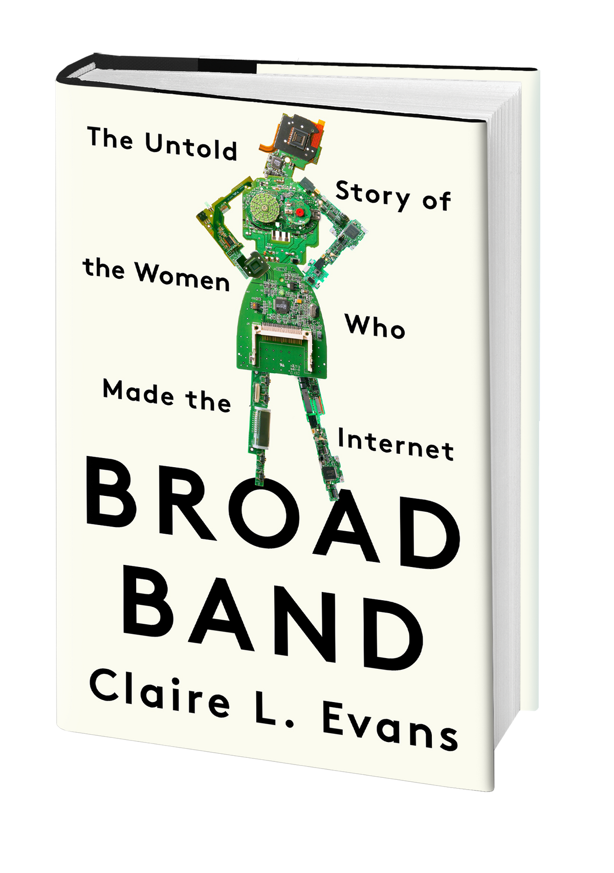 Book - Broad Band — Claire L. Evans