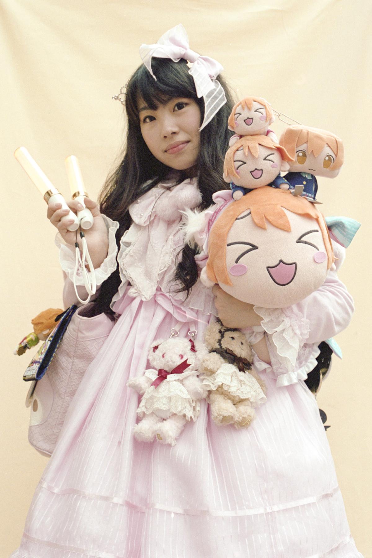 Japan teen idol fetish 1