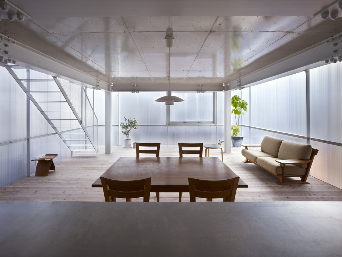 House in Tousuien by Suppose Design Office — Thisispaper Magazine