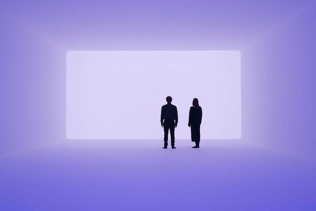 Passages of Light by James Turrell — Thisispaper Magazine