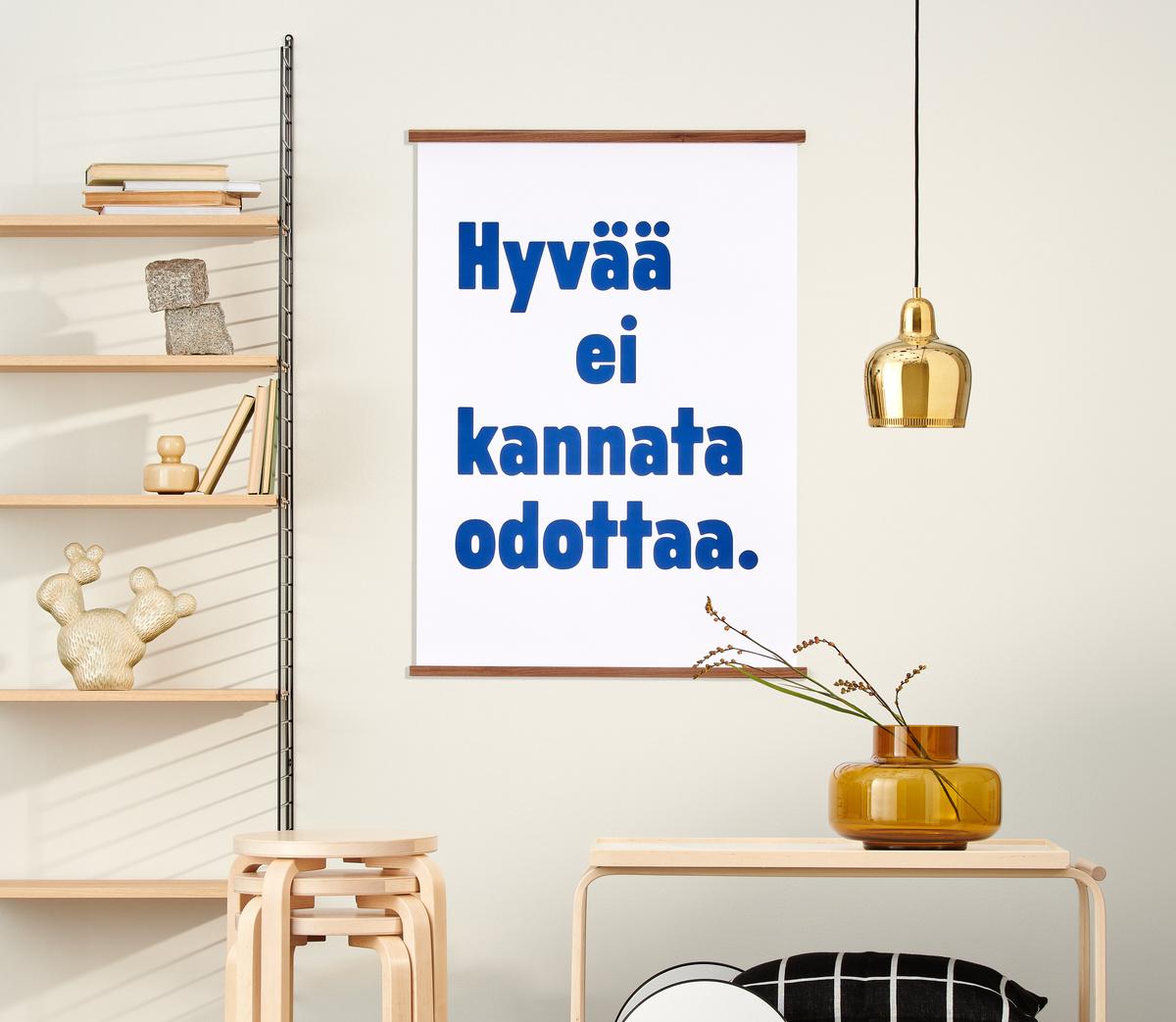 """Verkkokauppa Finnish Design Shop kasvaa ja rekrytoi lomautusten sijaan lisää väkeä: """"Kriisin keskellä ihmiset hakeutuvat perusasioiden äärelle"""""""
