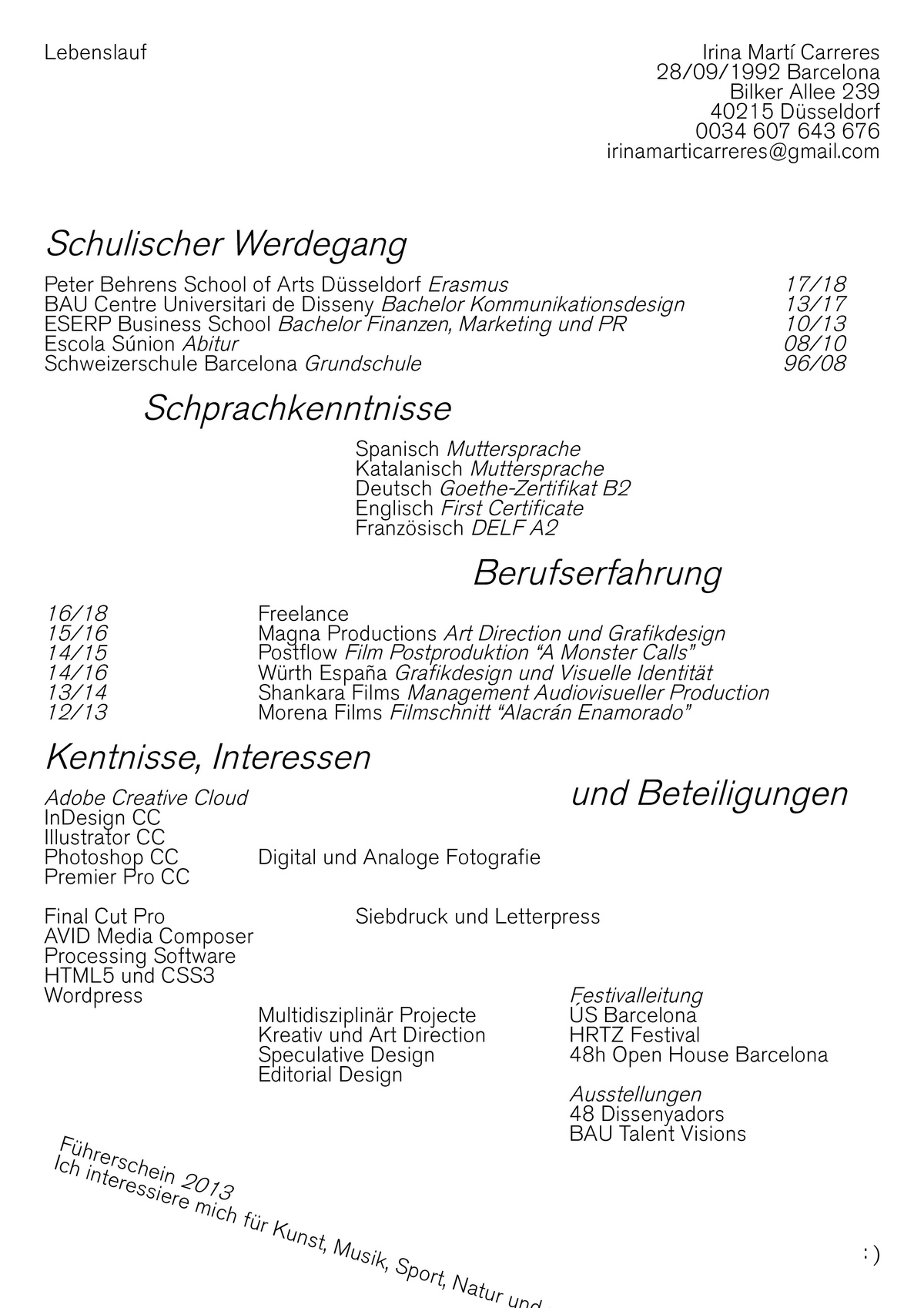 Nett Standard Lebenslauf Karriereziel Bilder - Entry Level Resume ...