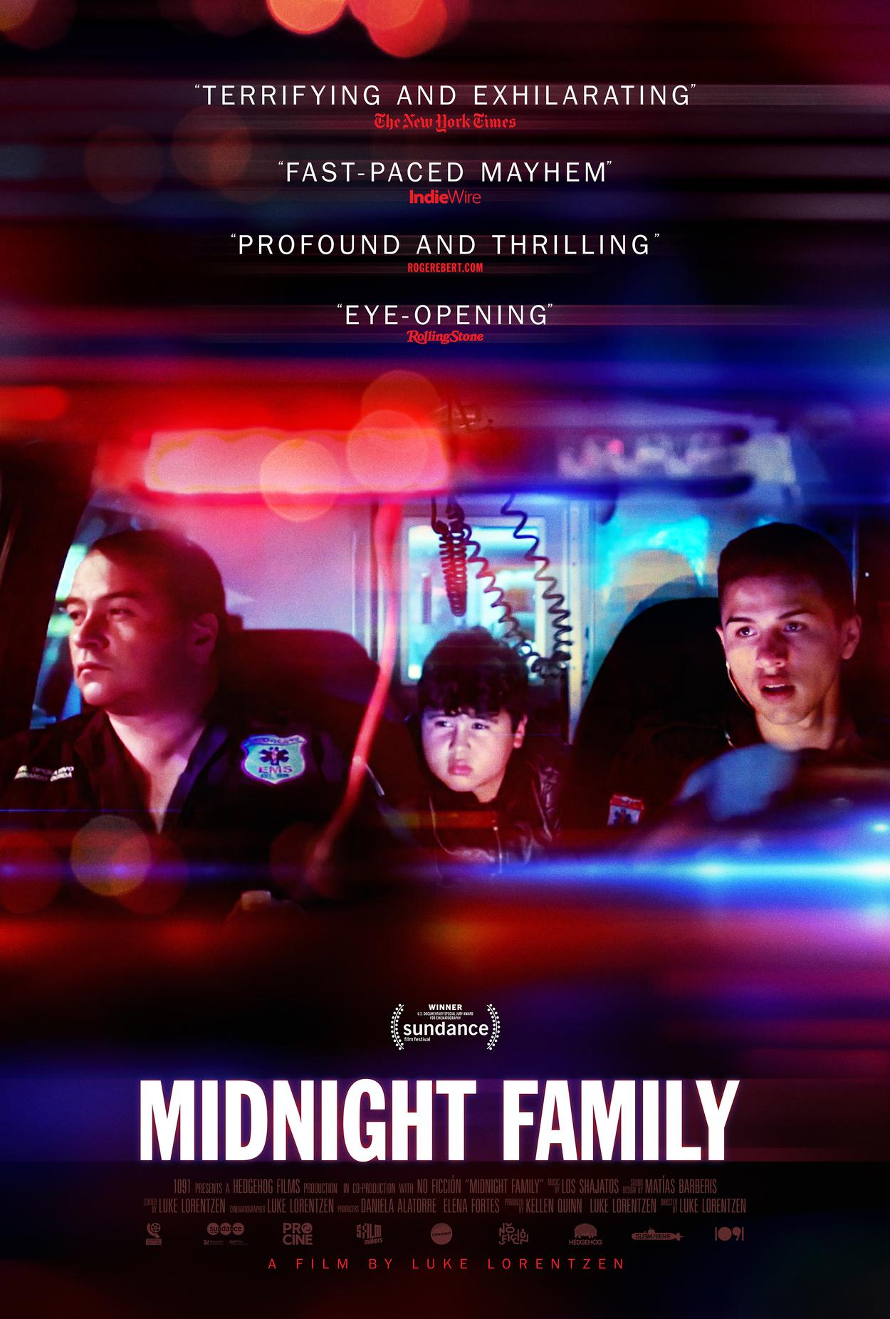 Dokumentarni film 'Ponoćna obitelj' u hrvatskim kinima