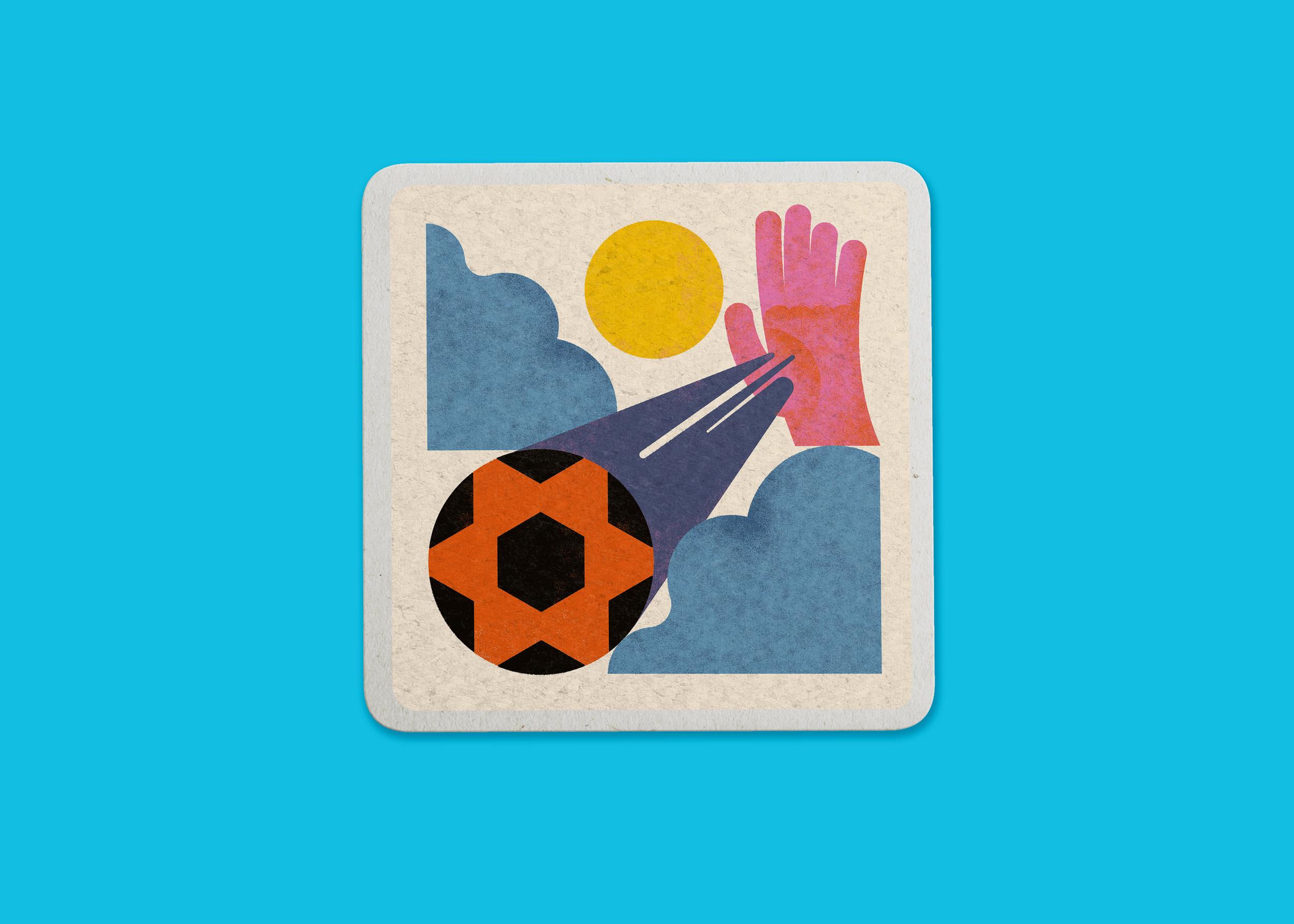 Weird World Cup x Football Beyond Borders
