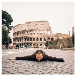 Communication, Rome, 2000 © Cang Xin