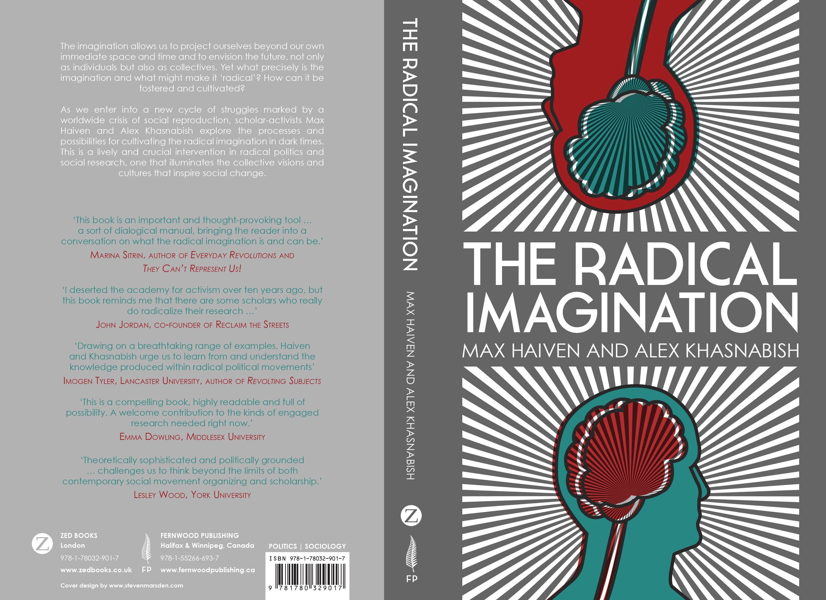The Radical Imagination Steven Marsden Design
