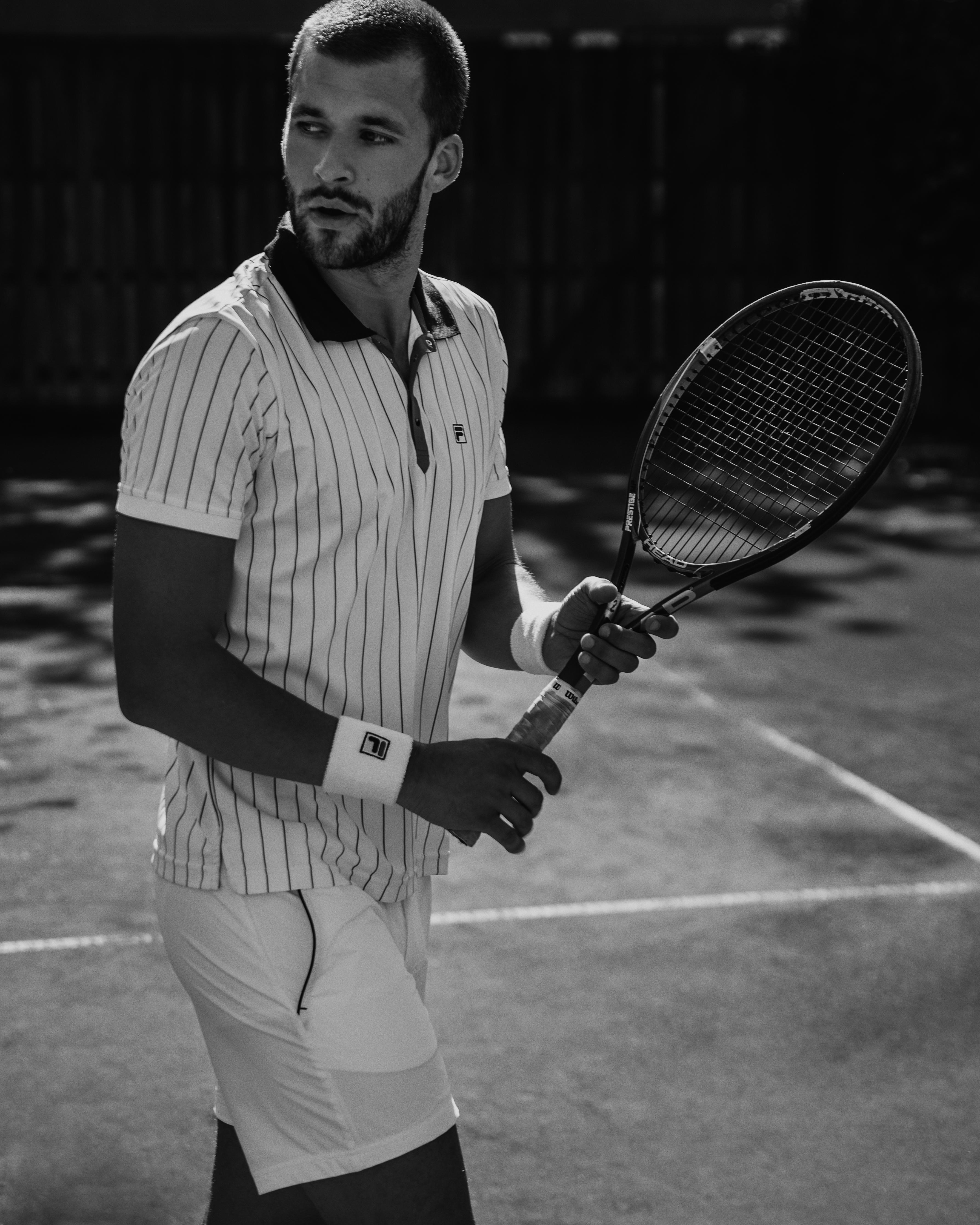 fila tennis
