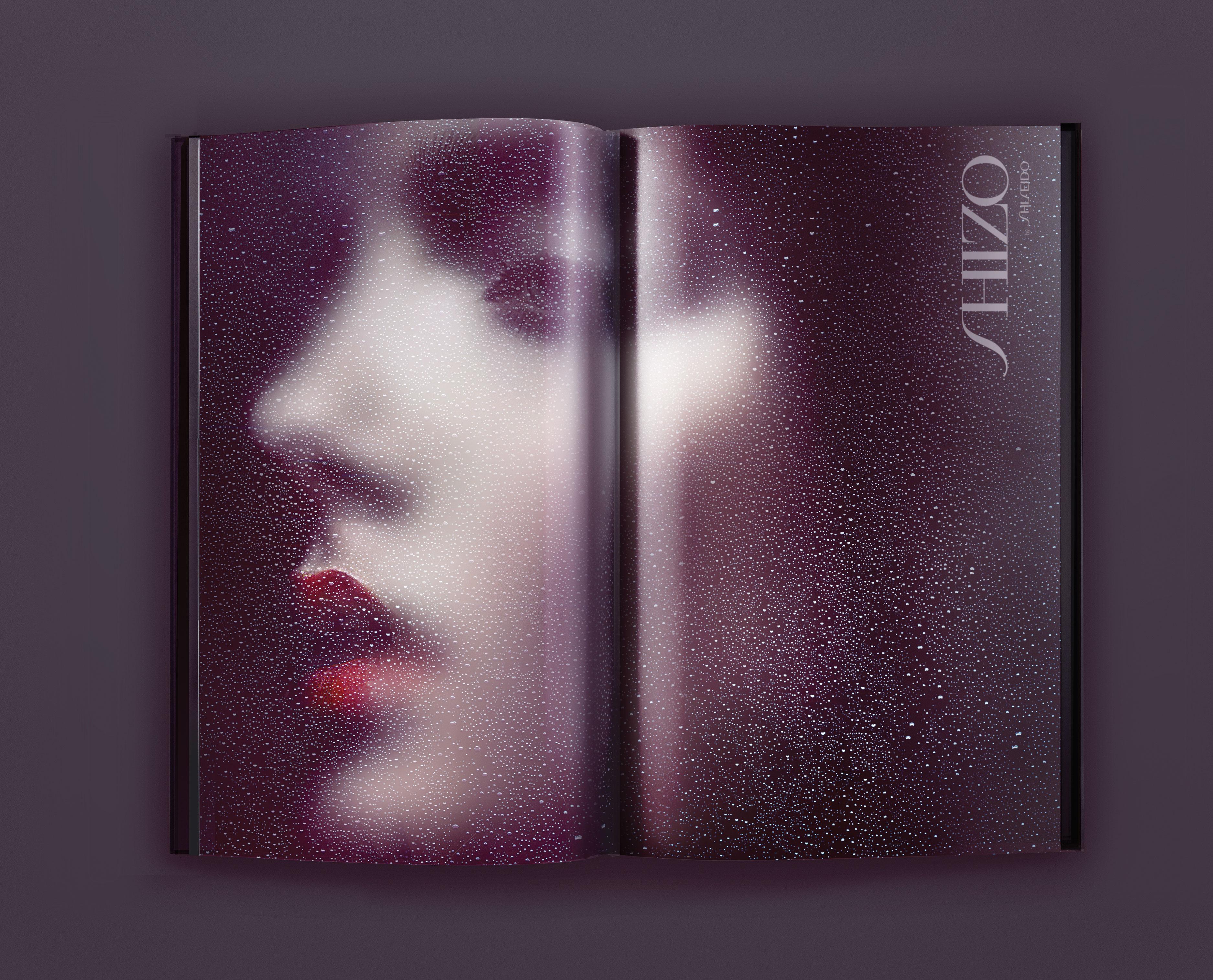Shizo By Shiseido Dea Studio Creative Direction Branding Image Content