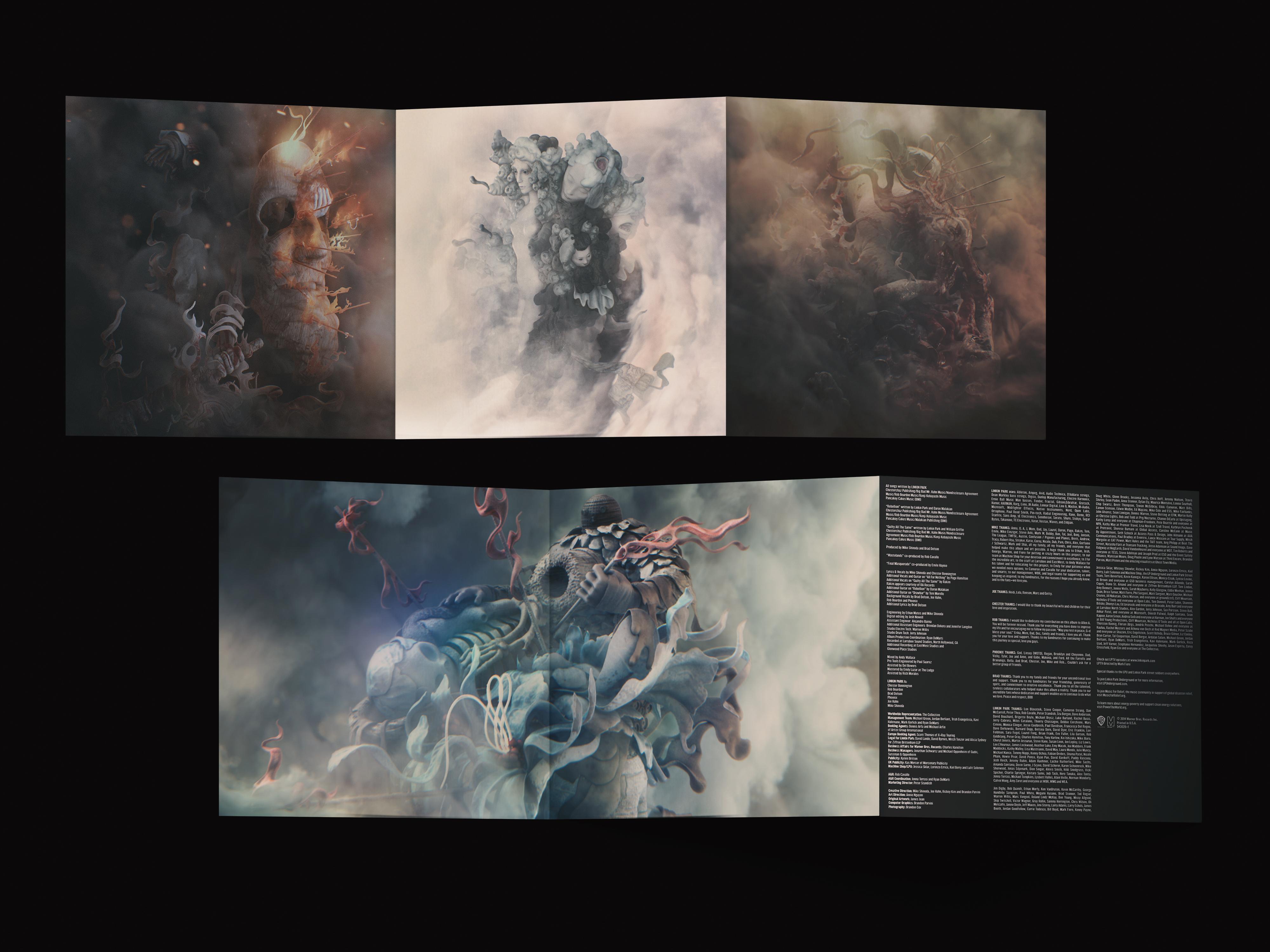 Linkin Park Annie Nguyen Direction Design