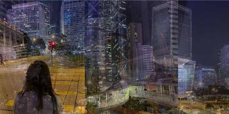 Chercher ses désirs au bout de la nuit, 2020© Catherine Gfeller  éd. 7 de 4000€ à 6000€