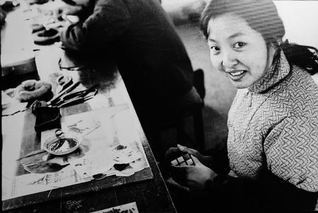 Jeune fille, Pékin, 1982 © Pierre Terrason éd. 15 à 500€