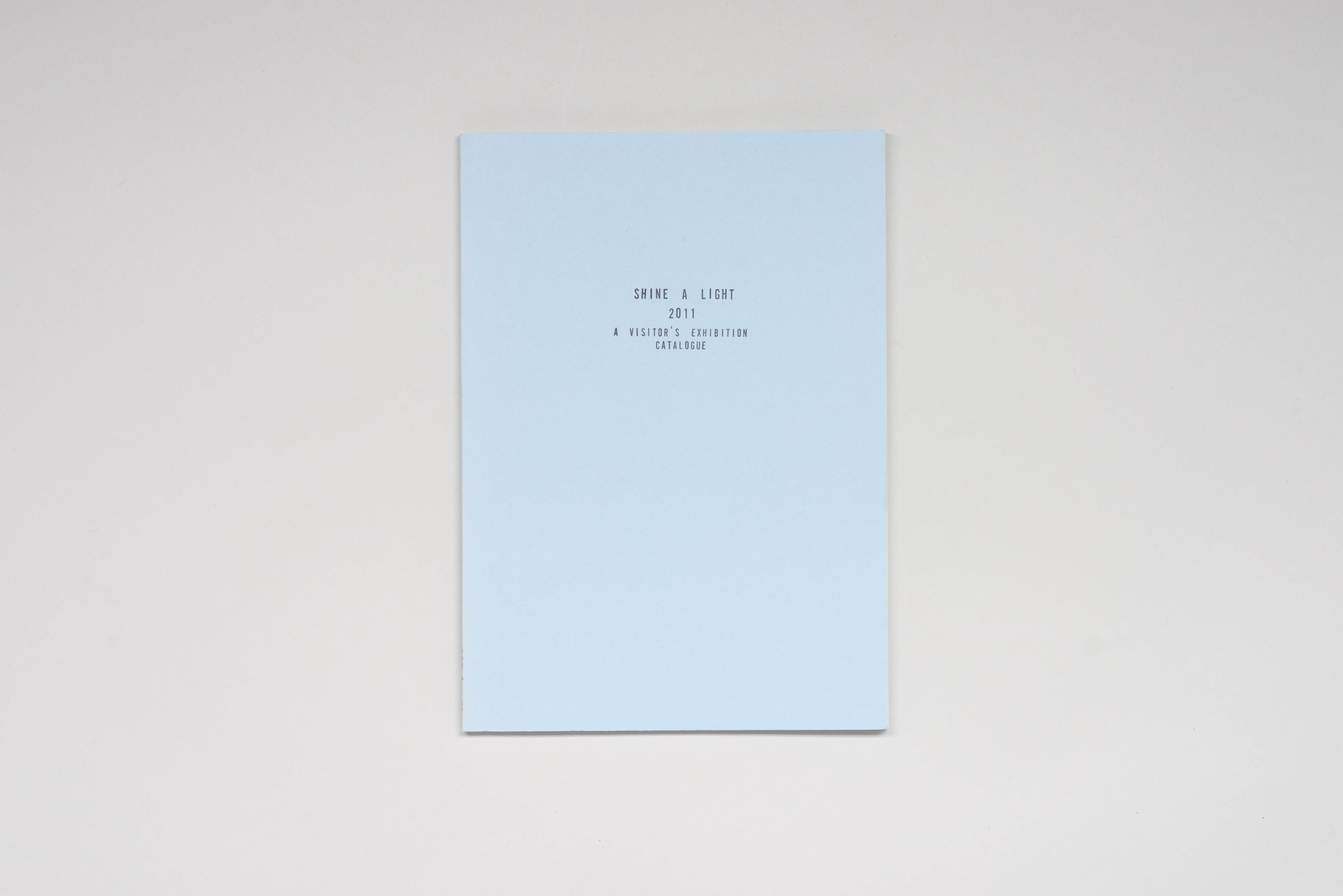 A Visitor's Exhibition Catalog - Molly Sherman