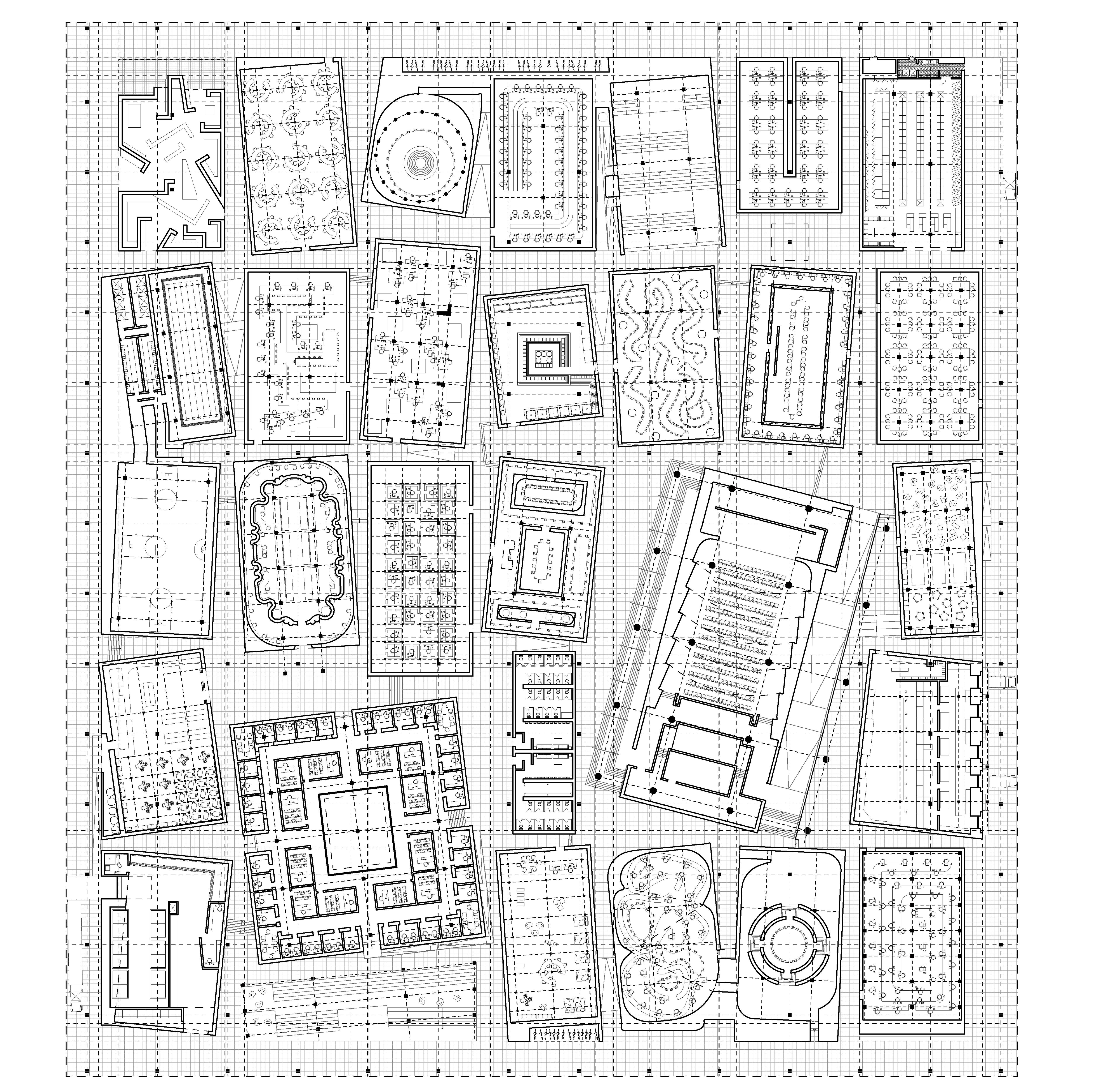 Tech plans endemic architecture