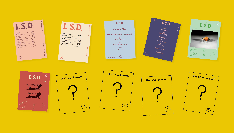 The LSD Diary