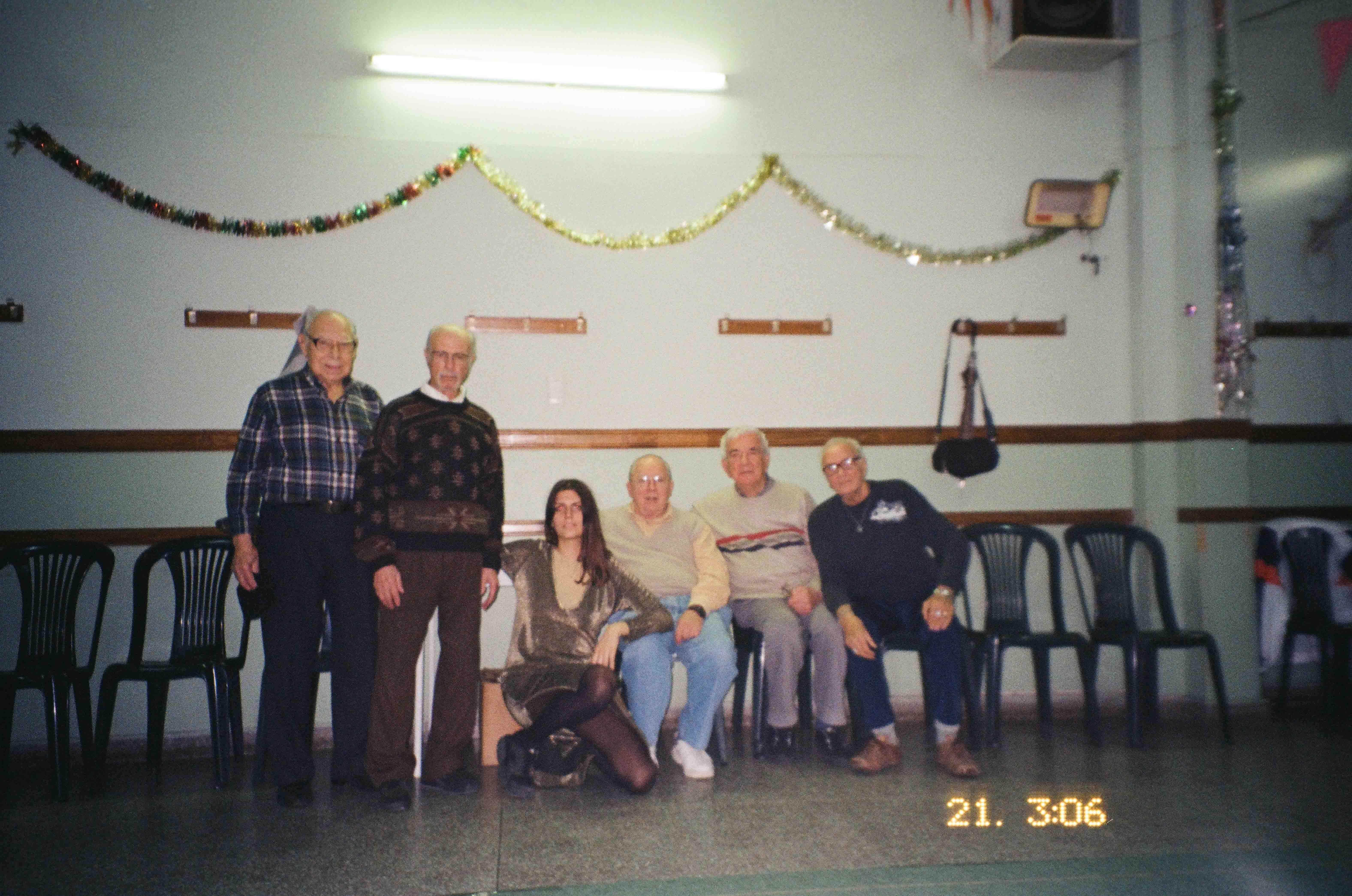 4 Viejos los viejos jodidos - virginiafrancia