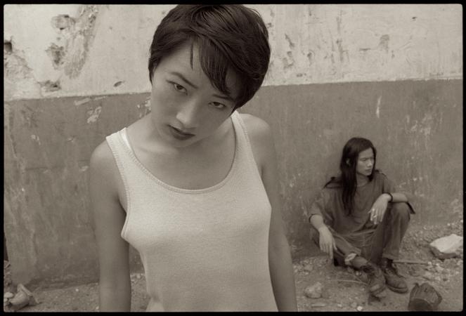 MA Liuming et ZHANG Qianqian, Beijing, 1998© Xu Zhiweiéd. 10 à 300€