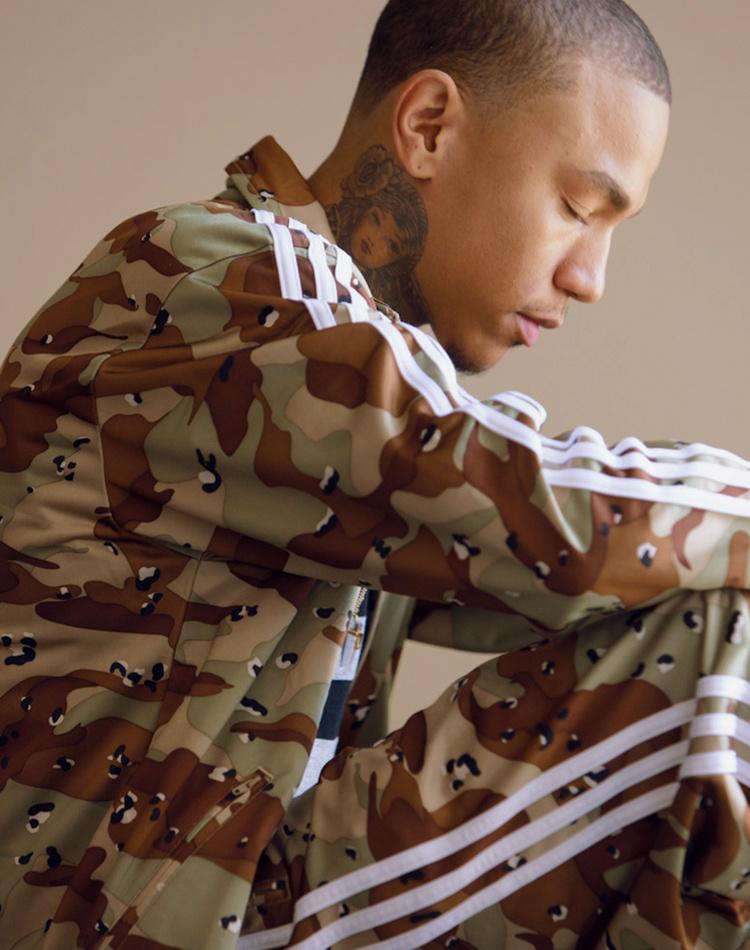 Adidas Originals — Lookbook LANASHAH